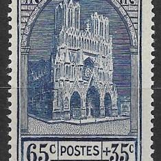 Franta 1938, Nestampilat