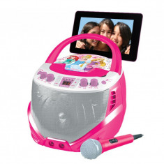 BOOMBOX KARAOKE DISNEY PRINCESS - CD player
