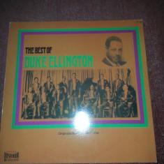 Duke Ellington –The Best Of-Historia 1970 Ger vinil vinyl