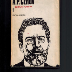 Anton Pavlovici Cehov - Opere vol 1, Schite si povestiri