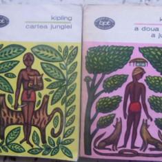 Cartea Junglei. A Doua Carte A Junglei Vol.1-2 - Kipling, 414948 - Carte Basme