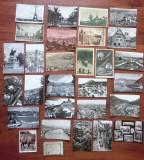 Lot carti postale vechi de colectie, vederi poze foto actori colaj etc, Ambele, Alta