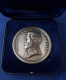 Medalie Carol I - Realizarile domniei