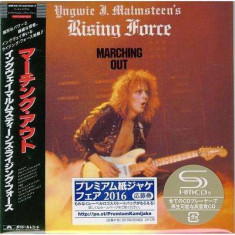 Yngwie Malmsteen - Marching Out -Shm-Cd- ( 1 CD ) - Muzica Rock