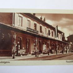 Carte postala necirculata Valea lui Mihai-Gara - Carte Postala Transilvania dupa 1918, Printata
