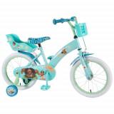 Bicicleta cu Roti Ajutatoare Vaiana 16 inch