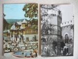 Lot 56 carti postale ilustrate - RPR, Ambele, Fotografie, Romania de la 1950