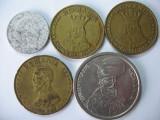 Romania (3): 15 Bani 1975, 20 Lei 1991, 1993, 50 Lei 1991, 100 Lei 1992