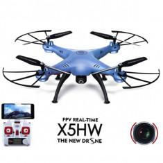Drona FPV Syma X5HW cu camera 2MP HD(LIVE pe telefon)