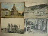 Germania / Elvetia / Austria - Lot 14 carti postale vechi, Ambele, Fotografie, Europa