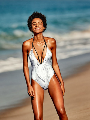 Victoria's Secret Costum de baie intreg  marime S victoria victorias foto