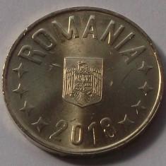 ROMANIA 50 BANI 2018 UNC vulturul cu coroana DIN FISIC ** - Moneda Romania