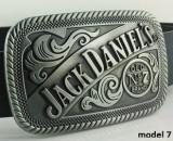 Catarama pafta curea Jack Daniels whiskey M7 (catarame paftale pt curele) +CADOU, Marime universala, Din imagine