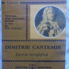 Istoria Ieroglifica - Dimitrie Cantemir, 414956 - Roman