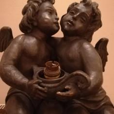 vand statueta bronz