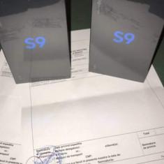 Samsung Galaxy S9 - Telefon Samsung, Negru, 64GB, Neblocat, Single SIM