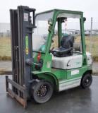 Motostivuitor ARTISON 2 tone, motorizare Diesel Yanmar