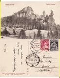 Vatra Dornei, Campulung (Bucovina,Suceava)-Pietrele Doamnei-rara, Circulata, Printata