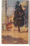 CPI B 10276 CARTE POSTALA - CONSTANTINOPOLE. MOSCHEEA  LUI SULEIMAN, 1922, Necirculata, Fotografie