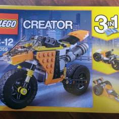 Lego Creator 31059 Motocicleta - Original, Nou