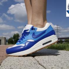 ADIDASI ORIGINALI 100% NIKE AIR MAX 1 Vntg din germania Nr 36.5 - Adidasi dama Nike, Culoare: Din imagine