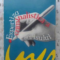 Expertiza Criminalistica A Scrisului - Lucian Ionescu, 415102 - Carte Drept penal