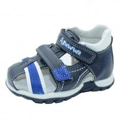 Sandale pentru baieti Apawwa H28-B, Bleumarin - Sandale copii