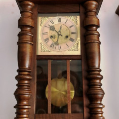 Ceas de perete cu pendula Hau-Hac