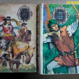Lot 10 carti - ALEXANDRE DUMAS - literatura universala, beletristica - Roman