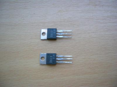 set 2 tranzistoare putere 2SD613 foto
