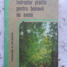Indreptar Practic Pentru Bolnavii De Inima - Gheorghe Mogos, 414967 - Carte Medicina alternativa