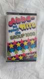 ABBA - HITS , CASETA AUDIO, Casete audio