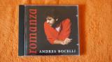 CD original Andrea Bocelli - Romanza, BLU RAY, Polydor