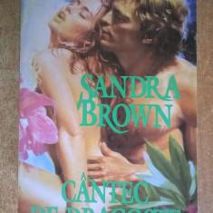 Sandra Brown – Cantec de dragoste
