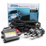 Kit Bixenon H4 Ballast Slim 35W 6000K 12V