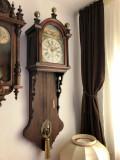 Ceas cu pendula si o greutate, anii 1780 - 1800