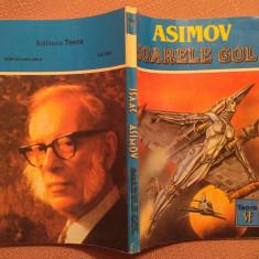 Soarele Gol - Isaac Asimov - Carte SF, An: 1993, Teora