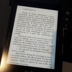 Carti Kindle in limba romana! Peste 800 de titluri
