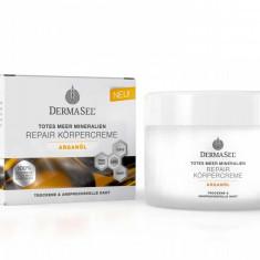Crema De Corp Reparatorie Dermasel Cu Ulei De Argan Si Minerale 250 ml