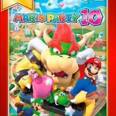 Joc consola Nintendo MARIO PARTY 10 SELECTS pentru WII U - Jocuri WII
