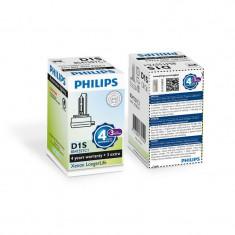 Bec Philips Xenon D1S Longerlife 35W 85V 85415SYC1 7 Ani Garantie !!! - Bec xenon