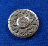 Medalie Prima lege monetara - Carol I - Monitorul oficial