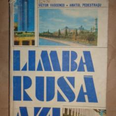 Limba rusa azi an 1985/507pag- Vascenco / Pedestrasu