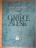 Emil Montia - Cantece alese