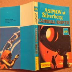 Caderea Noptii - Isaac Asimov, Robert Silverberg - Carte SF, An: 1994, Teora