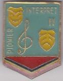 Insigna  Pionier Interpret II
