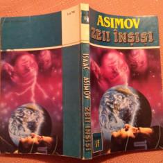 Zeii Insisi - Isaac Asimov - Carte SF, An: 1993, Teora