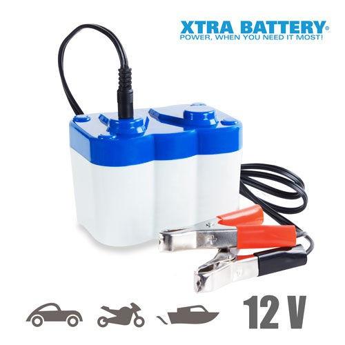 Robot Pornire Auto Xtra Battery foto mare