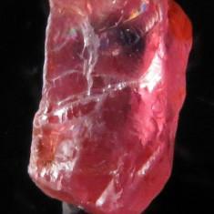 Rubin NATURAL rosu -i cristal BRUT curat 2, 265 ct. - netratat