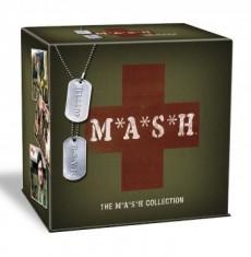 FILM SERIAL M*A*S*H - The Martinis & Medicine [36 DVD] MASH Pachet Sigilat foto